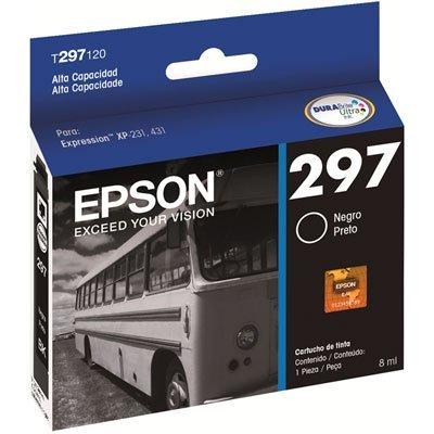 Cartucho Epson 297 Preto