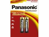 Pilha Panasonic ALCALINA AAA – Palito – 2 unidades